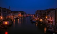 A Romantic Night In Venice