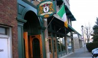 An evening in the Irish Pub